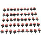 HeroNeo -  Cabeza para riego por goteo de 1/4'' / 0,64 cm (50 piezas)