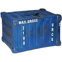 Preisvergleich für Unbekannt Spardose - Bunter Container - Stabile Sparbüchse aus Porzellan / Keramik -..