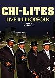Chi-Lites - Live in Norfolk 2005 [Reino Unido] [DVD]