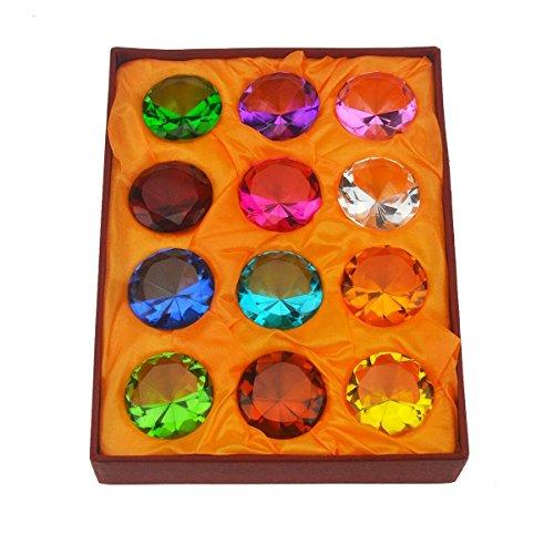 gift-box-set-12-beautiful-birthstones-paperweight-glass-diamond-free-red-string-bracelet-sku-x9003