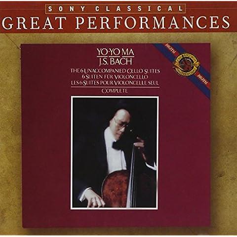 Bach: Unaccompanied Cellos Suites...