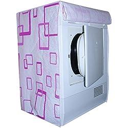 MSV 350 Housse de Protection pour Machine à Laver PVA 61,5 x 57 x 85 cm - Coloris aléatoire