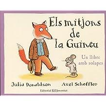 Els mitjons de la Guineu (Mis Primeros Libros de Cartón)