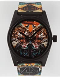 Neff Men's Thunder Tropic Daily Wild Watch Black