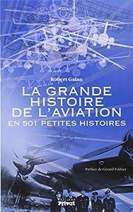 """Afficher """"La grande histoire de l'aviation en 501 petites histoires"""""""