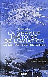 La grande histoire de l'aviation : En 501 petites histoires