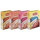 #3: Five Star Ice Cream Mix Combo of Mango, Raspberry, Strawberry and Vanilla - 100g Each (Pack of 4)