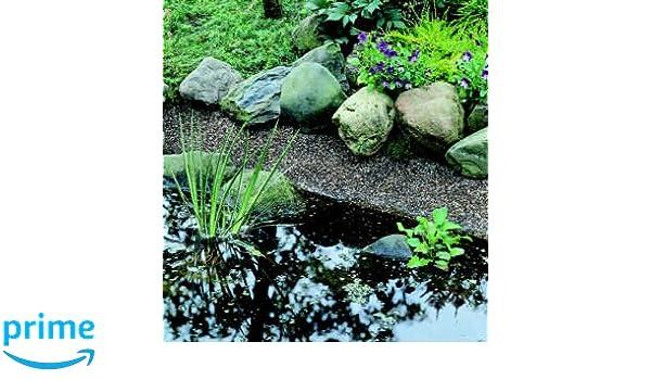 Steinfolie 6m x 1m breit Für Bachlauf Ufer Teichfolie Teich Epdm Folie