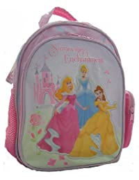 "Disney Princess Deluxe Padded Backpack ""Enchantment"""