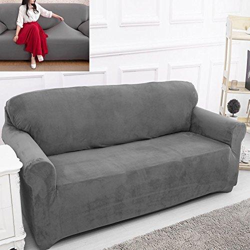 2 sitzer sofabezug sesselbezug sofahusse sesselhusse elastisch verf gbar in verschiedenen gr en. Black Bedroom Furniture Sets. Home Design Ideas