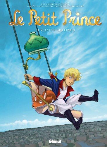 Le Petit Prince - Tome 11: La Planète des Libris