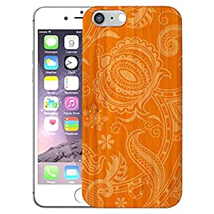 Digione Real Bamboo Wood show stop Series Designer Back Cover For Apple iPhone 6 6s BK-277