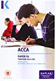 ACCA F6 Taxation FA2016 - Complete Text
