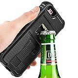 Farbe: schwarz   ZVE Zigarettenanzünder/Flaschenöffner/Kamerastativ/Schutzhülle für iPhone 6 und iPhone 6s.    AkkuModel:051250OPL-DT   Akku-Kapazität:260 mAh (3.7 V)   Input:3.8 ~ 5 V1.5A    Zigarettenanzünder:Heizspirale   Lang...