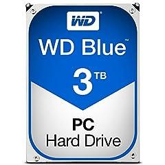 WD Blue 3TB Interne  8,9
