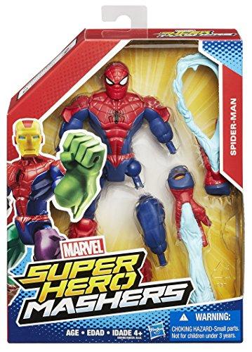 Marvel Super Hero Mashers Marvel's Spider-Man Figure - B0690 2