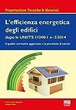 L'efficienza energetica degli edifici dopo le UNI/TS 11300-1 e 2:2014. Il quadro normativo aggiornato e le procedure di calcolo