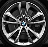 Original BMW Alufelge 5er F10-F10 LCI V-Speiche 366 in 19 Zoll für vorne