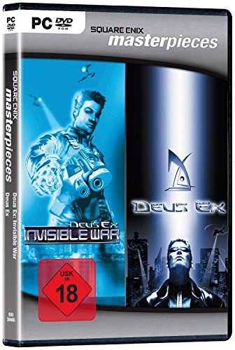 Ex-bundle (Square Enix Masterpieces: Deus Ex Bundle)