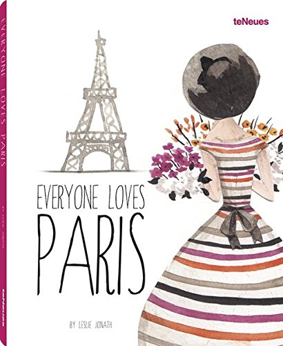 Everyone Loves Paris por Leslie Jonath