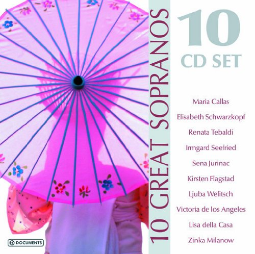 10 Great Sopranos [Import USA]