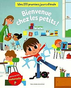 """Afficher """"Bienvenue chez les petits !"""""""