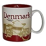 Starbucks City Mug Copernhagen Kopenhagen Kaffeetasse Dänemark