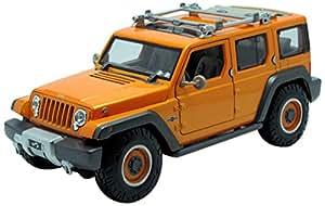 Maisto - 36699O - Véhicule Miniature - Jeep Grand Cherokee - Rescue Concept - Echelle 1:18