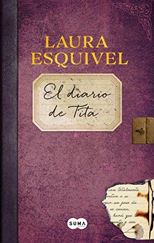 Como agua para chocolate y  El diario de Tita - Laura Esquivel (Como agua para chocolate, 1 y 2) 51SnfkagJpL