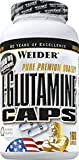 Weider, L-Glutamine Caps, 1er Pack (1x 160 Kapseln)