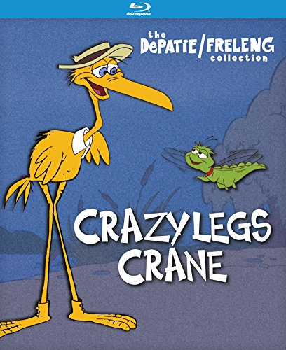Crazylegs Crane and the Dragonfly