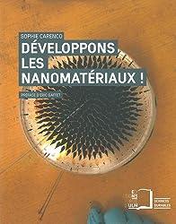 Développons les nanomatériaux !