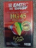 Emtec EC 45 HG VHS-C Normal -