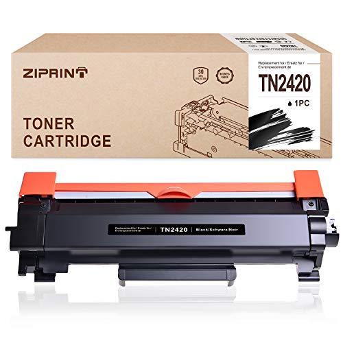 ZIPRINT Negro Toner MIT Chip Compatible Brother TN2420