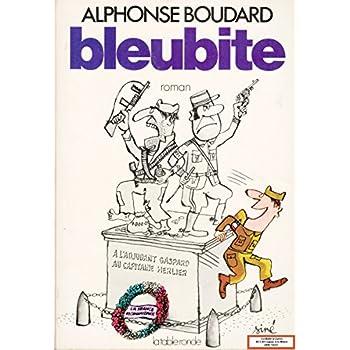 Bleubite / Ex. Service de Presse / Dédicace nominative de l'auteur