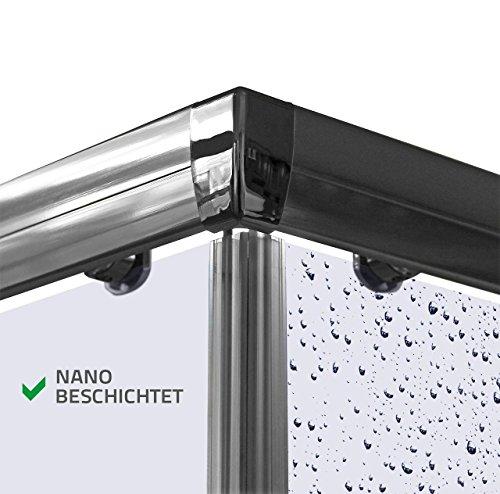 Homelux Duschkabine mit Nanobeschichtung - 3
