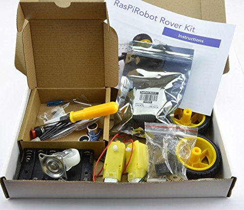 Price comparison product image RasPiRobot Rover Kit