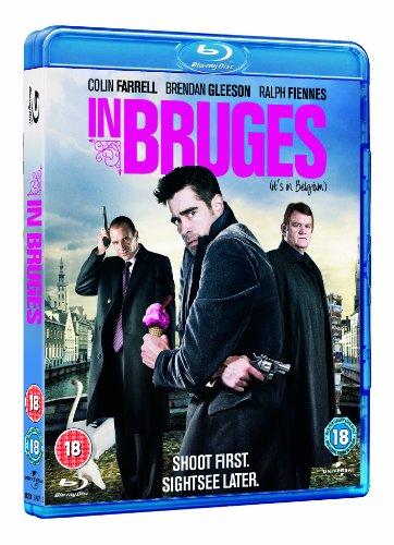 Import-Blu-ray-IN-BRUGES-EDIZIONE-REGNO-UNITO-Universal-Pictures-Nuovo-DVD