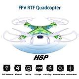 Die besten Große Drones - koiiko FPV RTF Quadcopter Drone mit HD Kamera Bewertungen