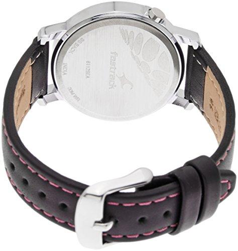ed5368389 Fastrack Analog Black Dial Women s Watch -NK6112SL03 Buy Fastrack Analog  Black Dial Women s Watch -