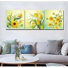 Amazon.it: quadri con fiori su tela