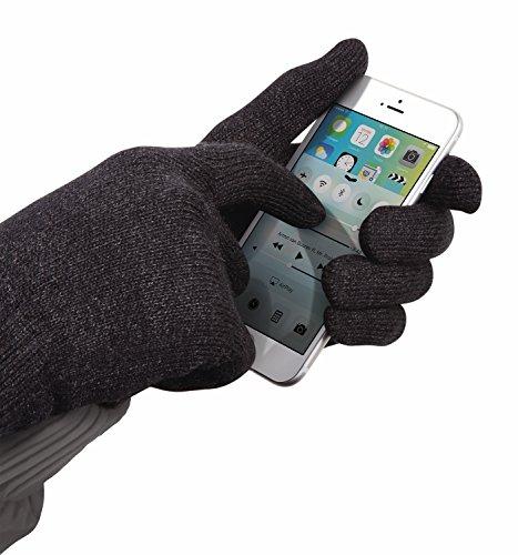 Trust Urban Sensus Touchscreen-Handschuhe (S/M) schwarz