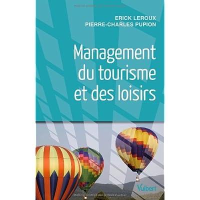Management du tourisme et des loisirs