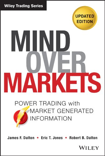 Mind Over Markets: Power Trading with Market Generated Information, Updated Edition (Wiley Trading