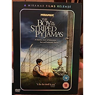 The Boy In The Striped Pyjamas [DVD] by Asa Butterfield