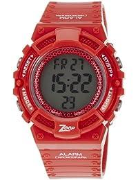 Zoop Digital Grey Dial Children's Watch -NKC4040PP02