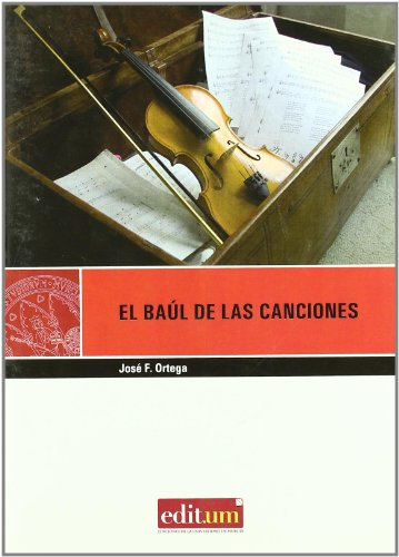 El Baul de las Canciones (Editum Aprender) por Jose Francisco Ortega Castejon