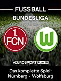 Das komplette Spiel: 1. FC Nürnberg gegen VfL Wolfsburg