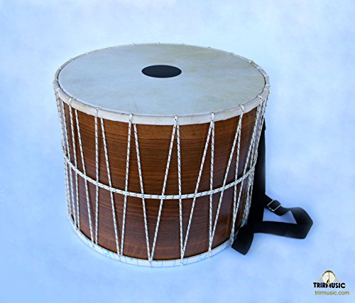 Türkische Professional Walnuss Davul Percussion Trommel sd-122