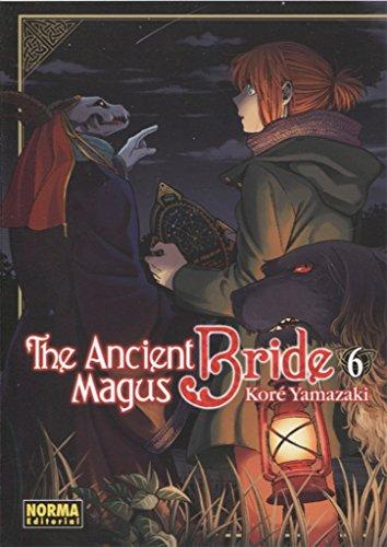 The Ancient Magus Bride 06 por Koré Yamazaki